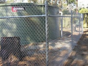 security fencing image